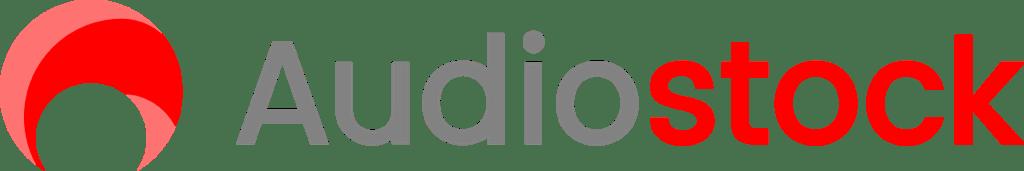 株式会社オーディオストックのロゴ
